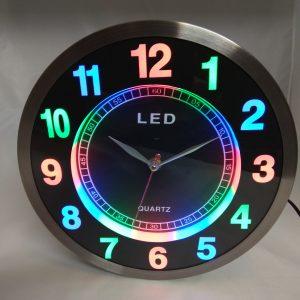 ·Reloj de pared led Cuartz Clock