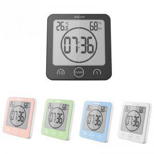 ··Reloj ducha Impermeable digital mini