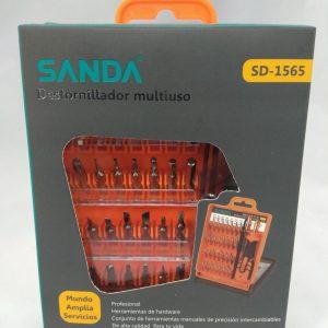 kit destornilladores multiuso 33 en 1