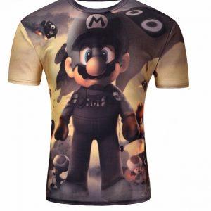 Camiseta 3D Mario B.
