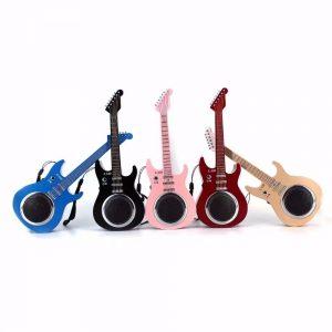 Altavoz bluetooth C-330 Guitarra