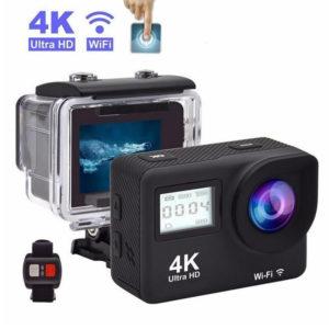 Mini Cámara 170D con control remoto 12mpx 4K Ultra HD WIFI