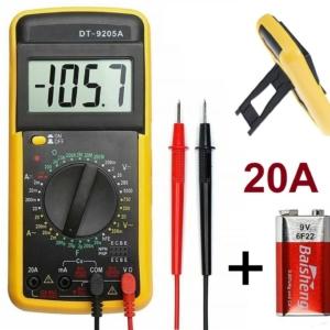 Multimetro digital (Tester)