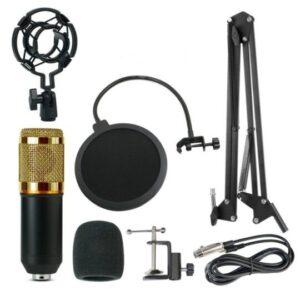 Kit de micrófono BM-800 para grabación estudio ordenador